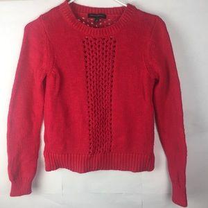 Banana Republic Hot Pink Sweater Size XS